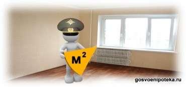 обеспечение жильём в м2