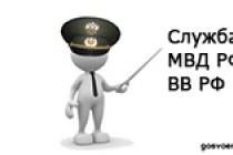 Учитывается ли стаж службы в МВД РФ для обеспечения жильем по программе НИС