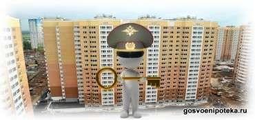жильё для военных в Молжаниново