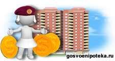 порядок оформления военной ипотеки