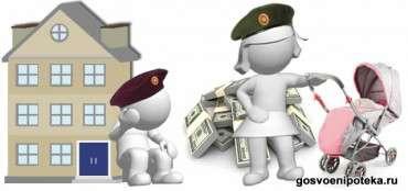 алименты с военного