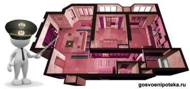 вид квартиры