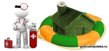 страховка по военной ипотеке