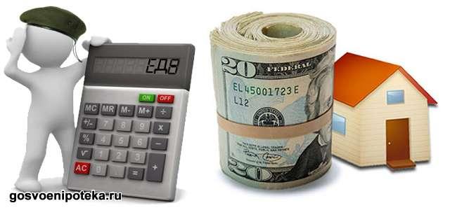 как прикинуть размер выплат