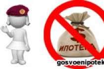 Повлияет ли отказ от участия в военной ипотеке на начисление ЕДВ