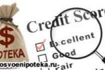Если испорчена кредитная история - куда обратиться за ЦЖЗ