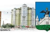 Орёл - город Центрального Федерального округа