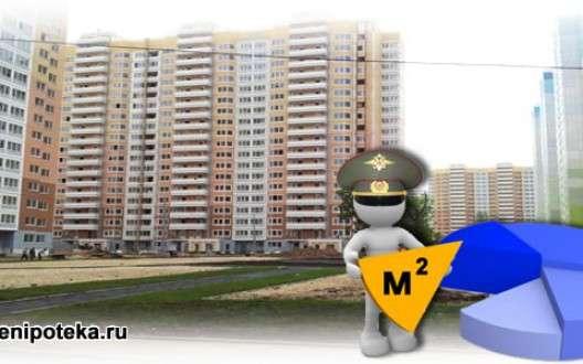 Жилье для военнослужащих в Москве МО РФ