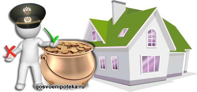 военная ипотека или деньги наквартиру